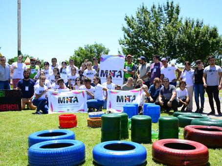 Junto a los jóvenes, cuidamos en ambiente a través del programa Mitá