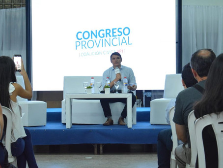 Asumí como presidente de la CCARI Corrientes