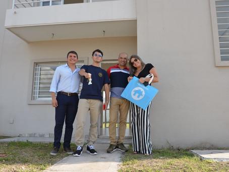 Entregamos viviendas a más de 1000 familias en Santa Catalina