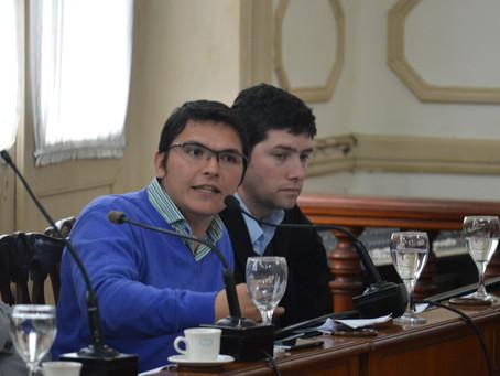 La Coalición Cívica propone a Cuqui Calvano para encabezar la lista de concejales