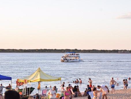Siete meses de playas públicas habilitadas en la ciudad