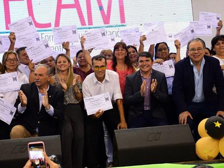 ¡Más de 1800 agentes municipales capacitados en 2019!
