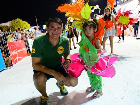 Carnavales barriales: una apuesta a la cultura y al trabajo