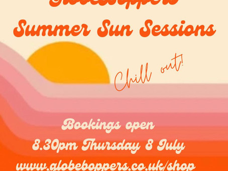Summer Sun Sessions....