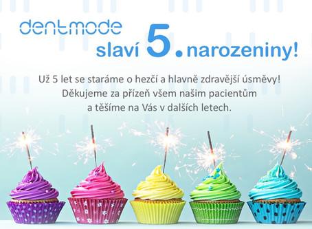 Slavíme narozeniny!