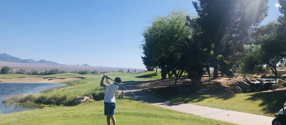 Casa Blanca Golf Club - Mesquite, NV