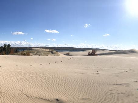 Silver Lake Dunes - Michigan