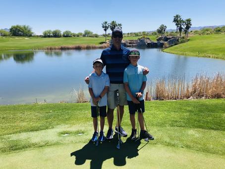 Coyote Springs Golf Club - Las Vegas, NV