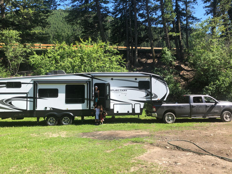 Transitioning to Full Time RV Life