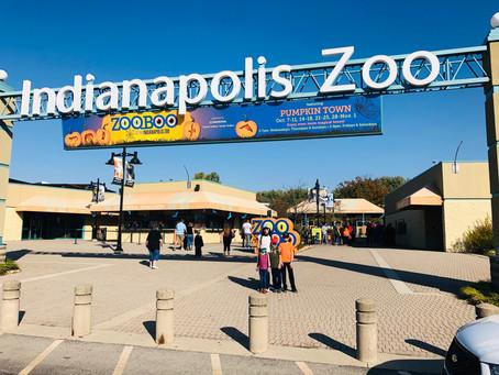 Indianapolis Zoo - Indiana