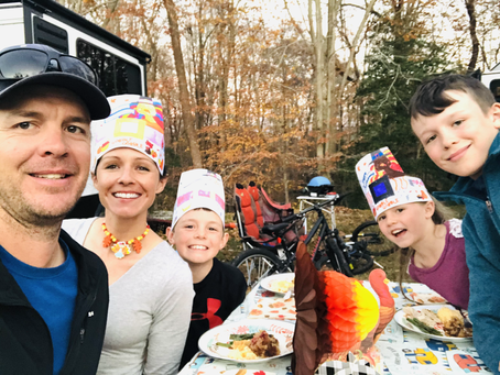 Happy Thanksgiving Week!