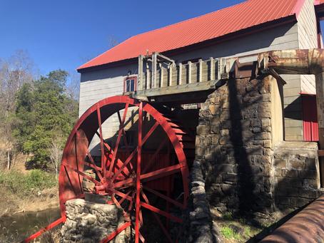 The Old Mill at Guilford - North Carolina