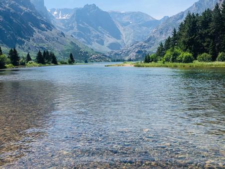 East Rosebud Creek + Lake - Montana