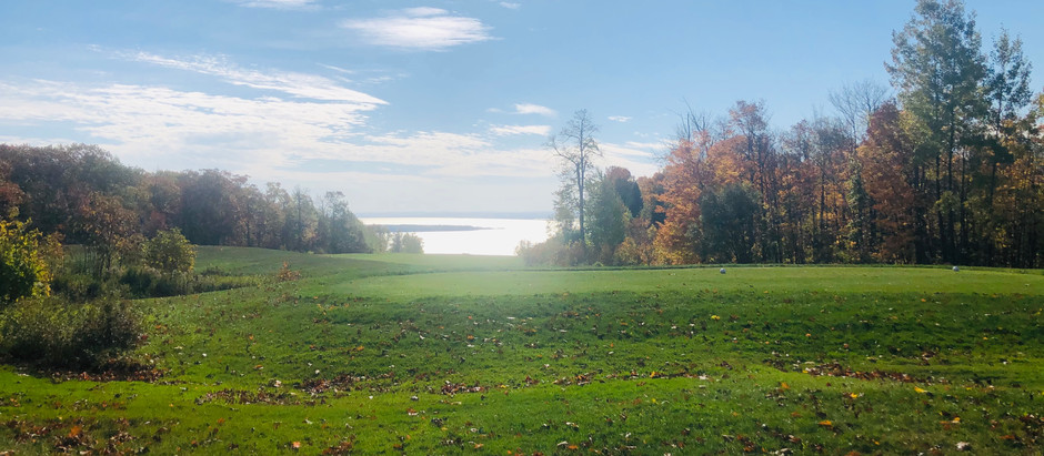 Apostle Highlands Golf Course - Bayfield, Wisconsin