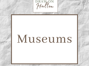 Draw on Halton - Museums