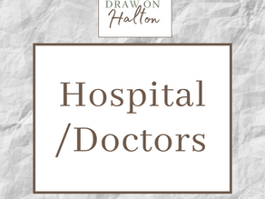 Draw on Halton - Hospital/Doctors