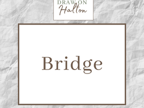 Draw on Halton - Bridge