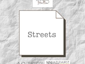 Draw on Halton - Streets