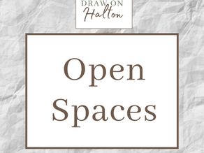 Draw on Halton - Open Spaces