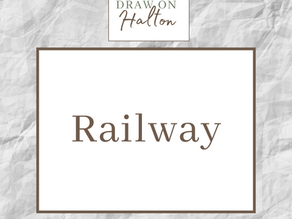 Draw on Halton - Railway