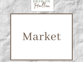 Draw on Halton - Market