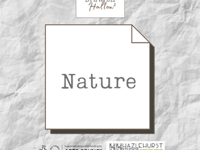 Draw on Halton - Nature