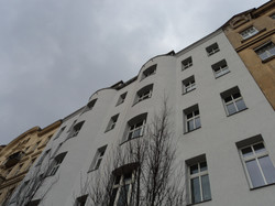 Fassade Schüttelstraße