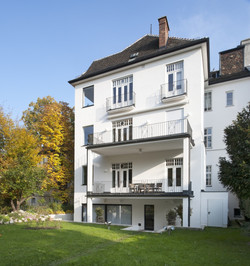 Haus M Gartenfassade 2