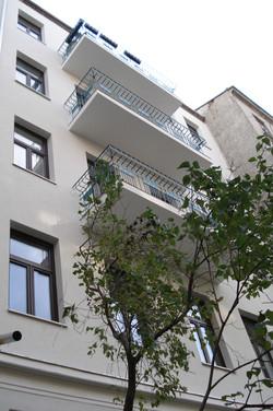 Schelleing Fassade Hof 2