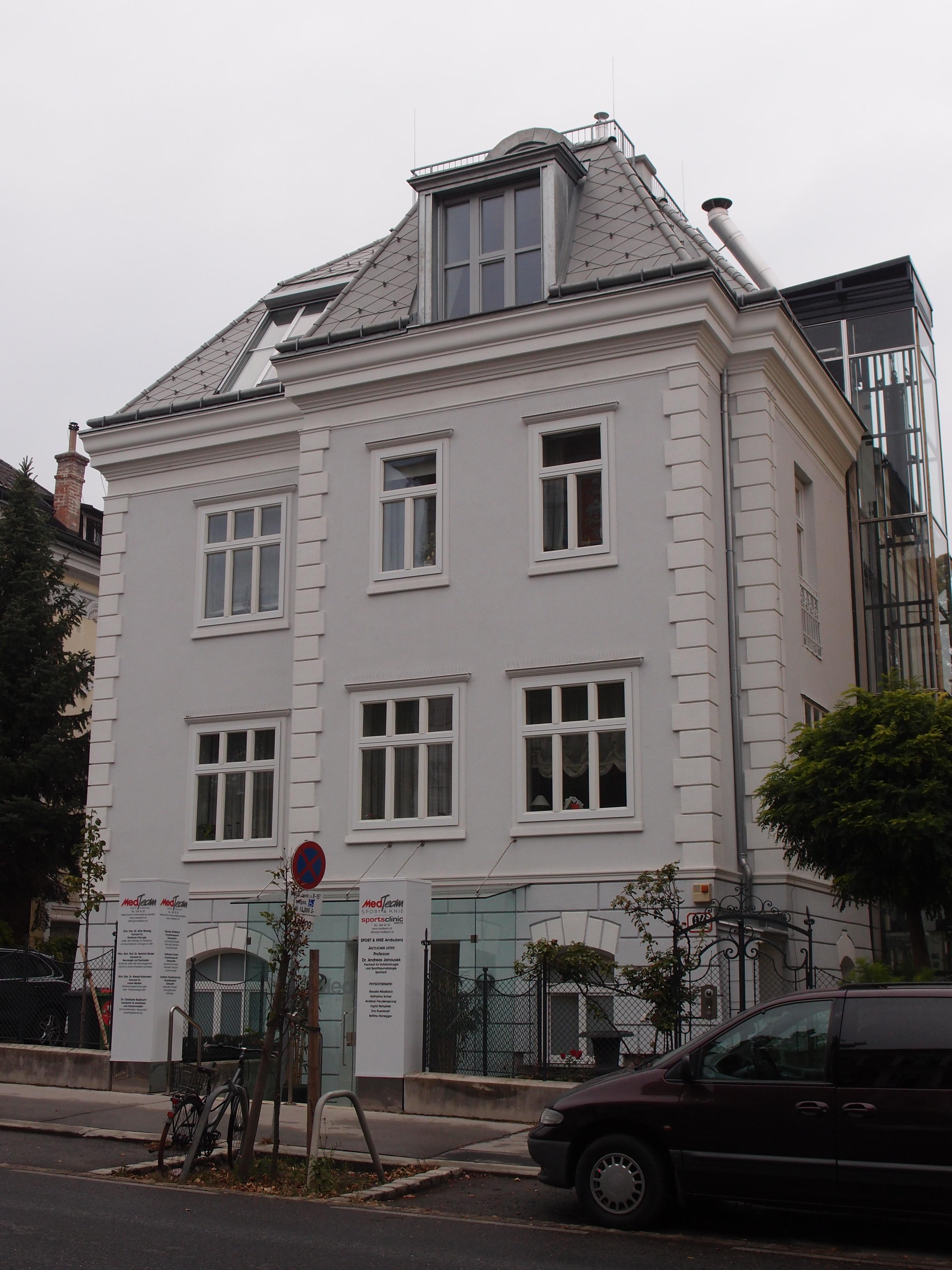 Fassade neu