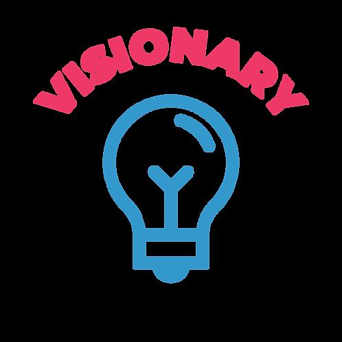 Visionary Membership $1000/year
