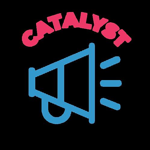 Catalyst Membership $500/year