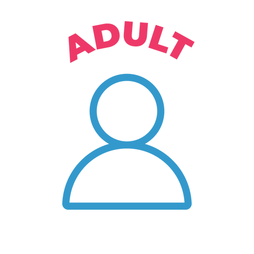 Adult Member (18 and up): $40/year