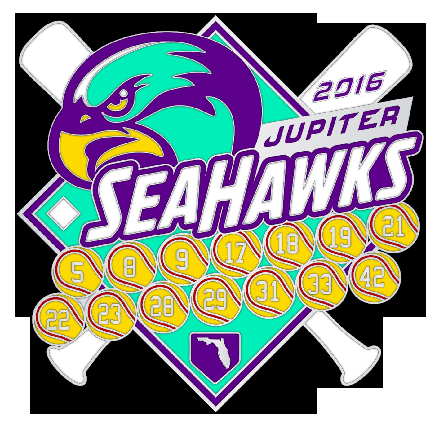 jupiter seahawks custom softball trading pins.png
