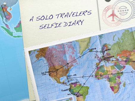 A Solo Traveler's Selfie Diary