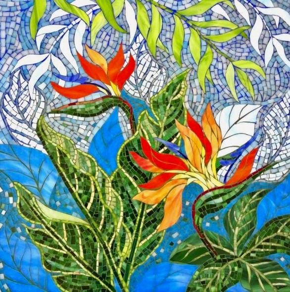 Bird of Paradise by Mimi Leminh