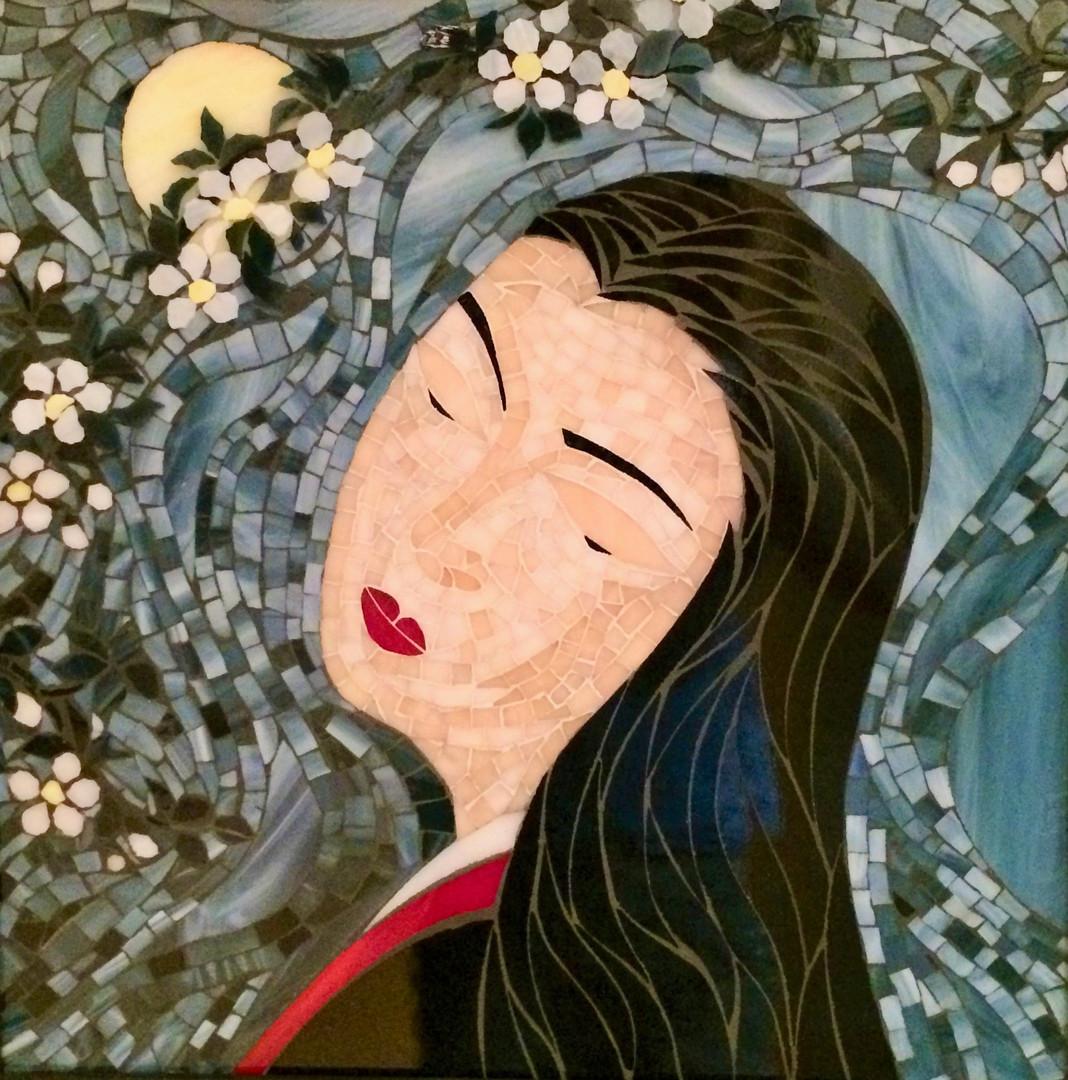 Reflection by Mimi Leminh.