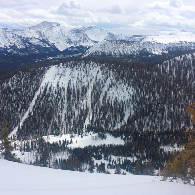 Trail Creek Peak