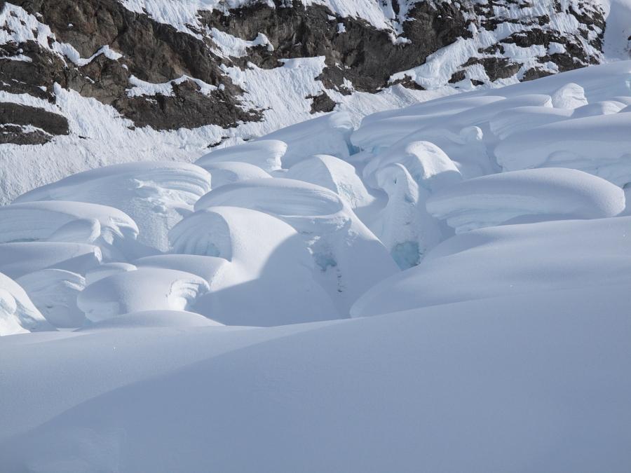 Chugach glacier magic