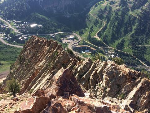Mount Superior South Ridge