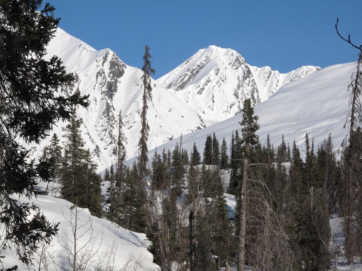 North of Valdez