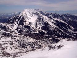 Box Elder Peak Utah Backcountry
