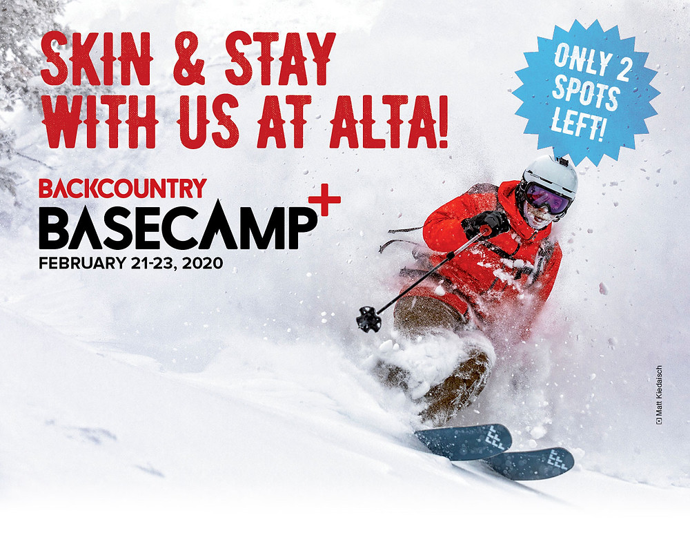 Backcountry Basecamp +