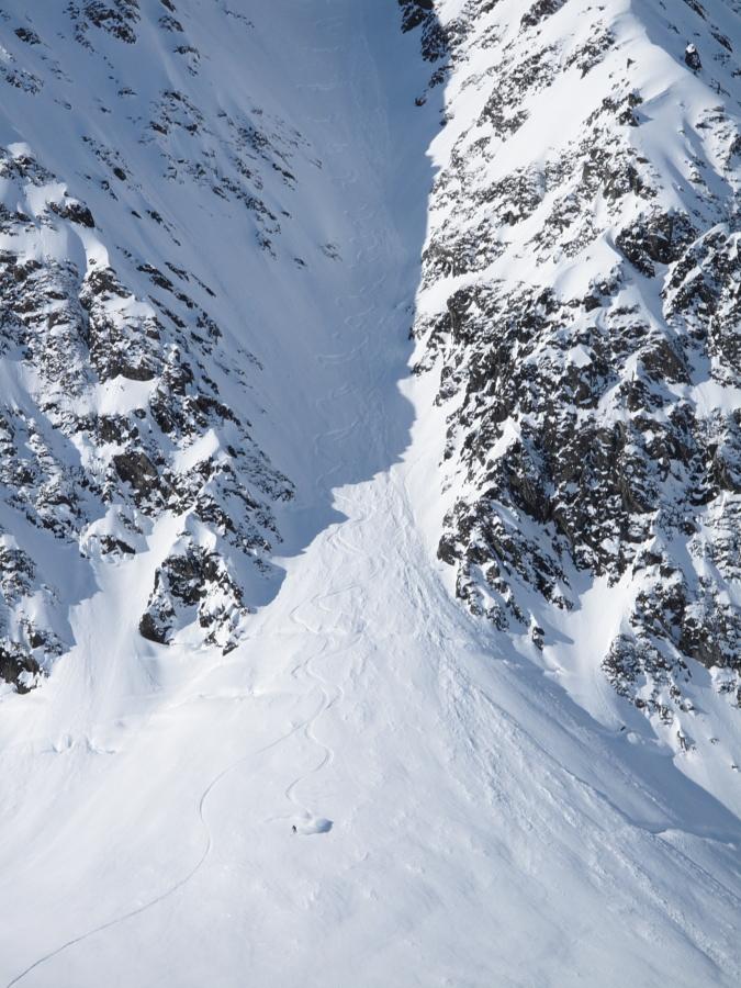 More big Chugach terrain