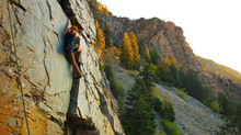 Sport Climbing Anchor Transition Woes