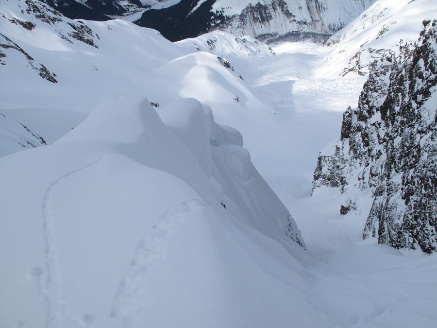Ready for steep ski terrain?