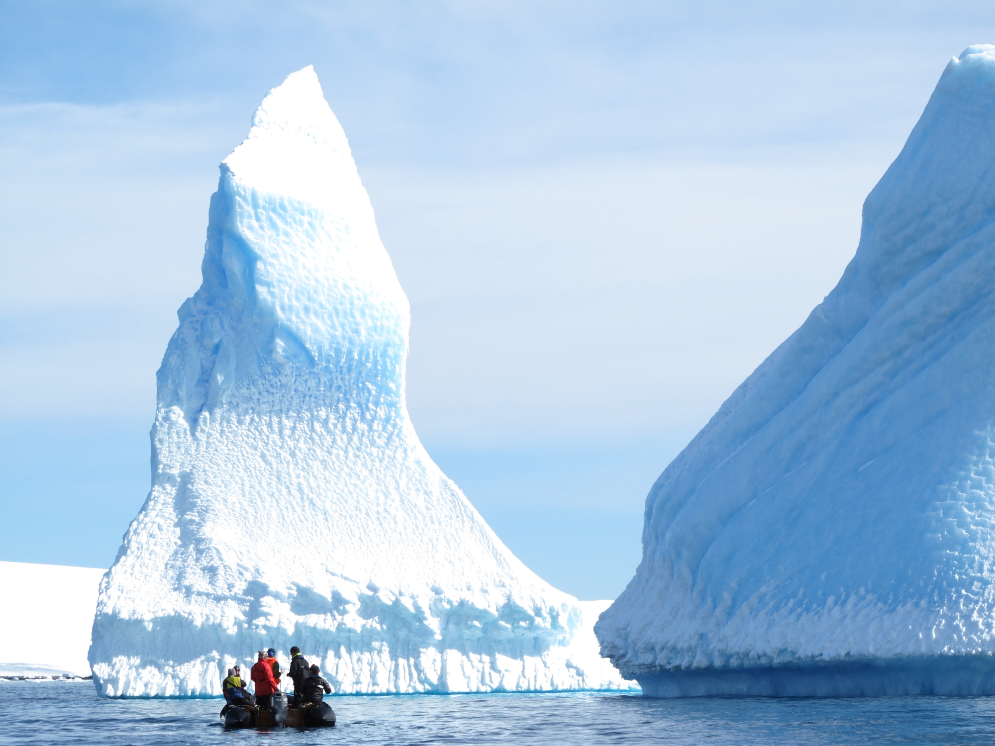 Antarctic Ice Bergs