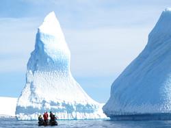 Antarctic Ice Bergs