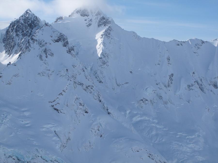 Ski terrain of dreams