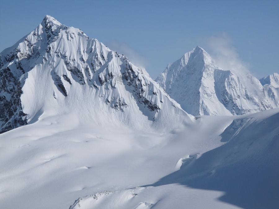 Mountains before mountains